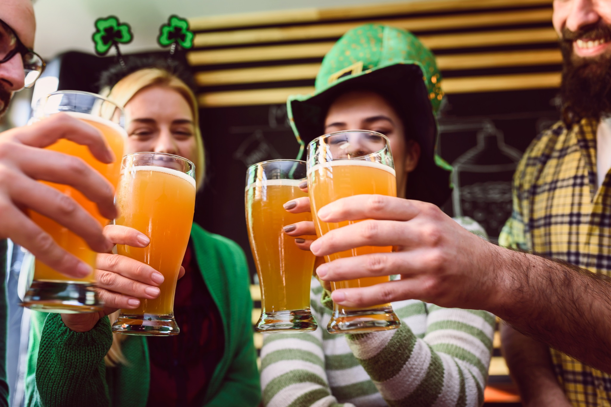 Show Your Irish Spirit with a St. Patrick's Day Outfit