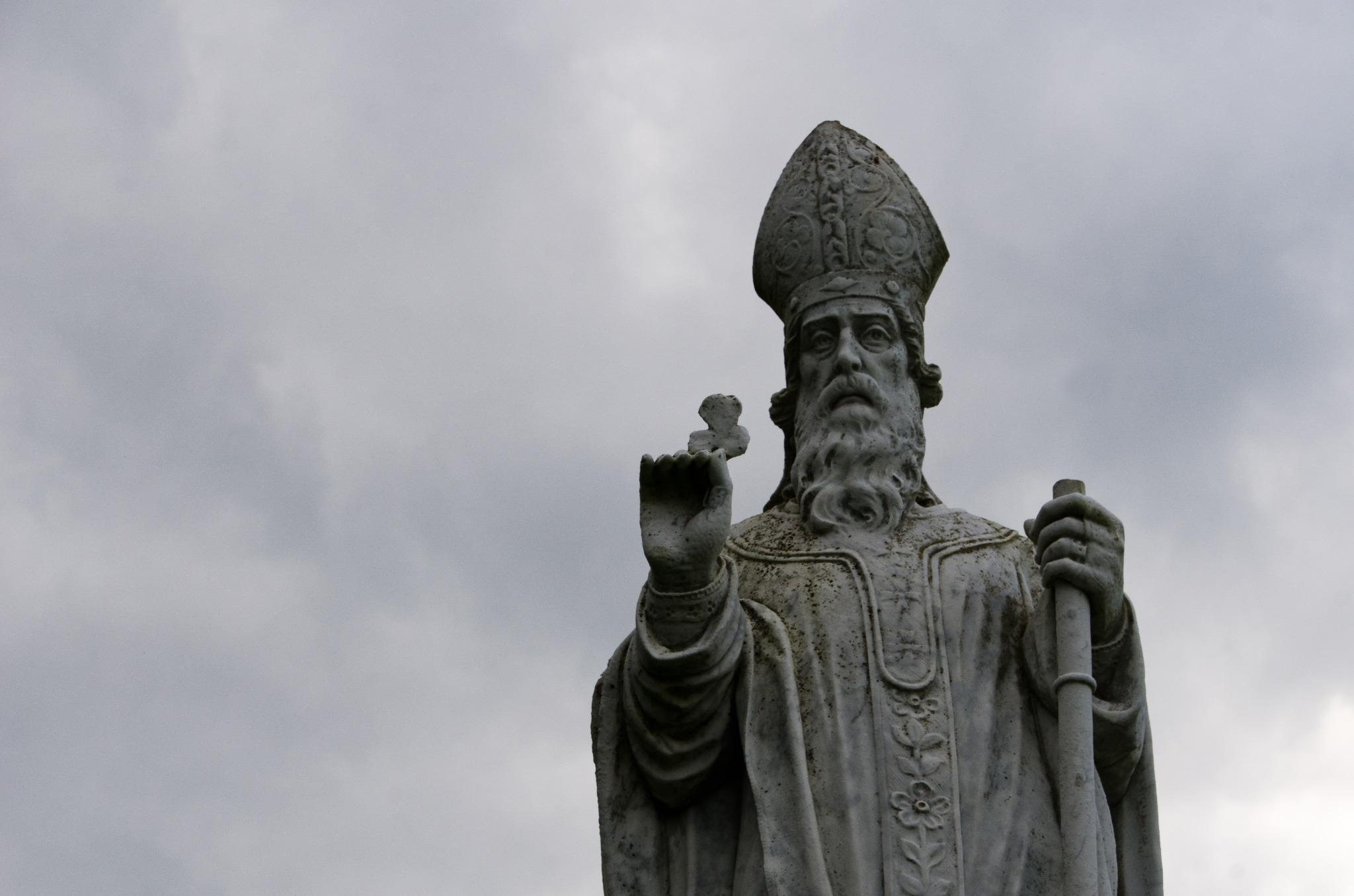 Irish Holidays: Saint Bridget & Saint Patrick
