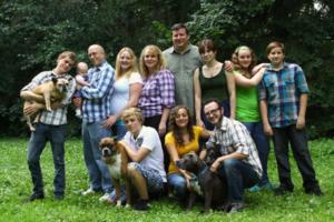 Croft Family Photo, newest image