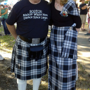 Light Weight Casual Kilt
